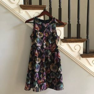 MM Couture Floral Dress